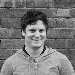 Lachlan Vacchini - Marketing & Production Coordinator